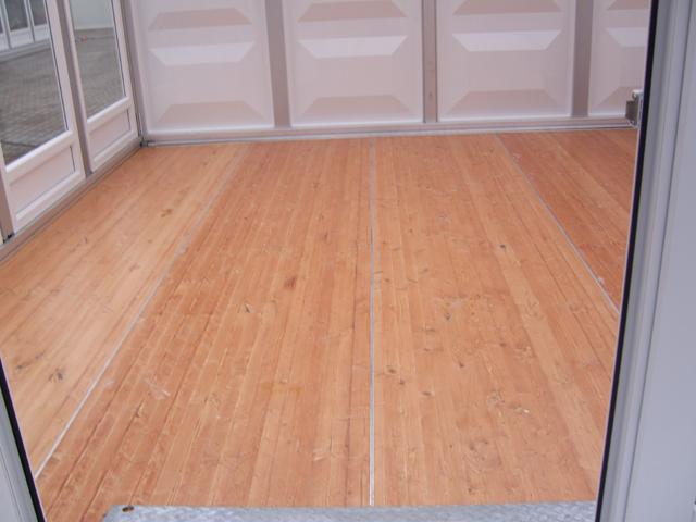 Fußbodensysteme und Gewichte