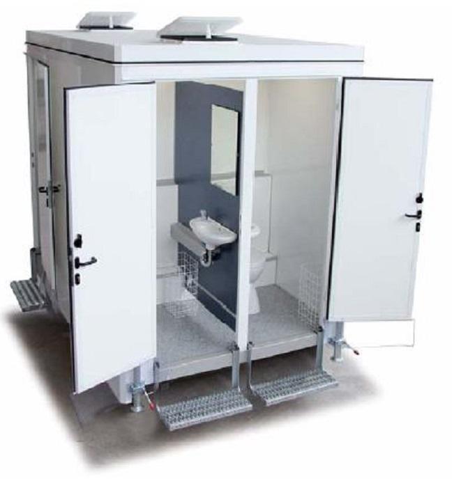 VIP-Toilettenwagen (klein)